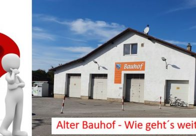"""Was wird aus dem """"Alten Bauhof""""? Hier sind unsere Ideen:"""
