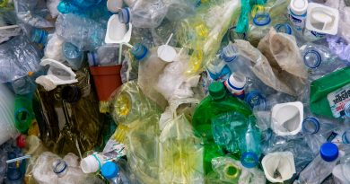 Resolution gegen Plastikflut